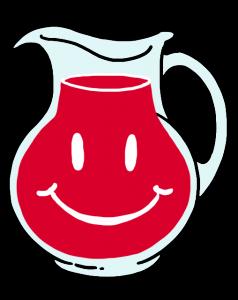 Kool-Aid pitcher